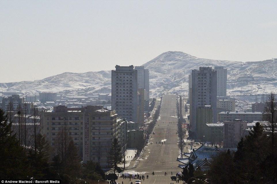 Chùm ảnh: Triều Tiên đẹp lạnh lùng dưới con mắt du khách Úc 13