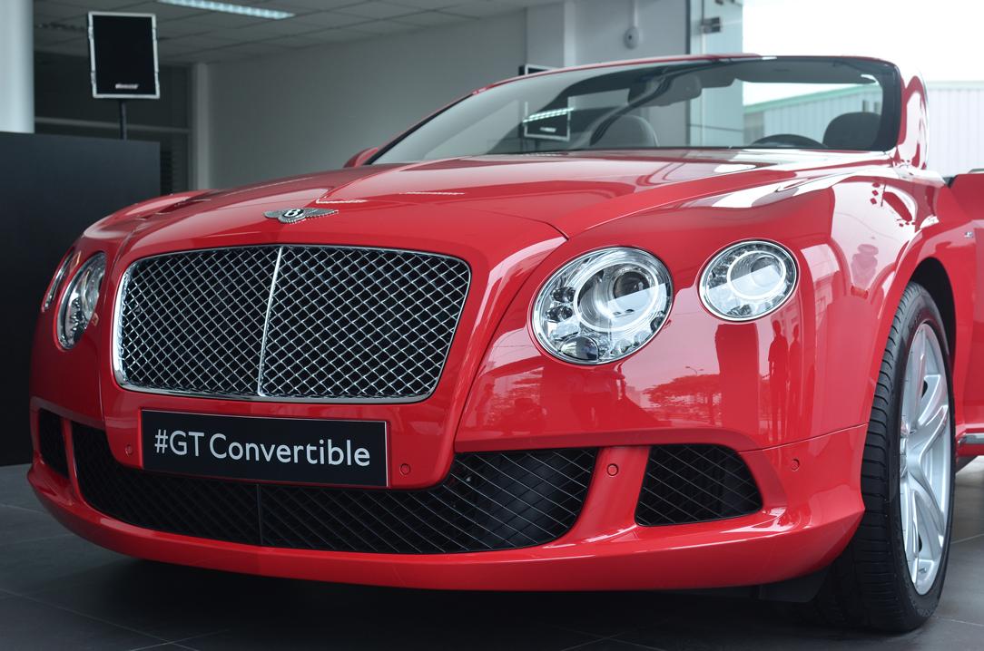 Bentley chính thức đặt chân đến Việt Nam 5