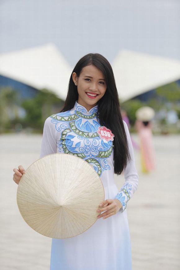 Lộ diện 2 'gà cưng' Vũ Khắc Tiệp đi thi Hoa hậu Việt Nam 2014 8