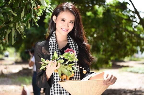 Lộ diện 2 'gà cưng' Vũ Khắc Tiệp đi thi Hoa hậu Việt Nam 2014 9