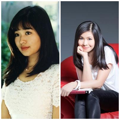Những vẻ đẹp không tuổi của showbiz Việt  9