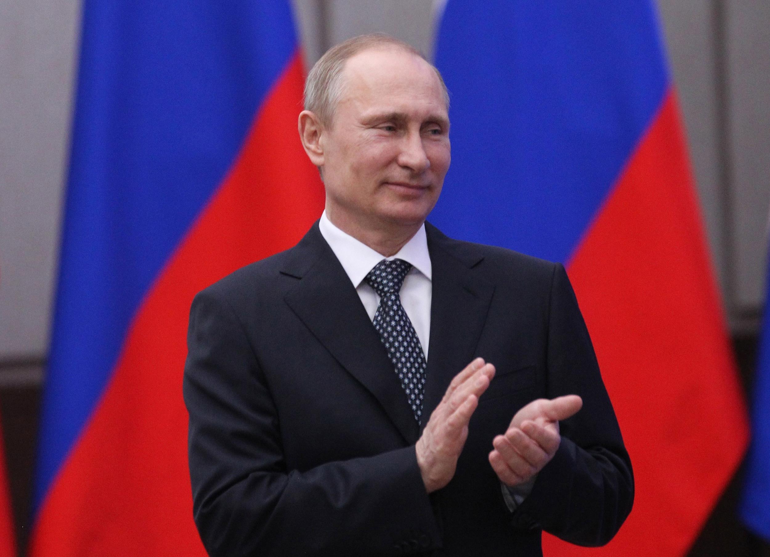 Forbes: Putin