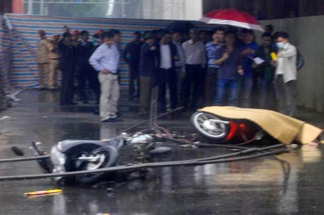 Tai nạn chết người tại dự án Đường sắt trên cao: Đình chỉ chỉ huy trưởng, tư vấn giám sát 4