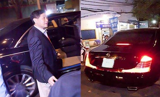 Bộ sưu tập siêu xe hàng khủng của bố chồng Hà Tăng 11