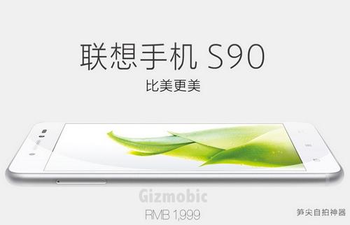 "Lenovo Sisley S90 ""nhái"" thiết kế iPhone 6 7"