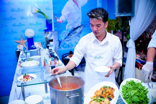 Những sao Việt tấn công vào kinh doanh nhà hàng 5