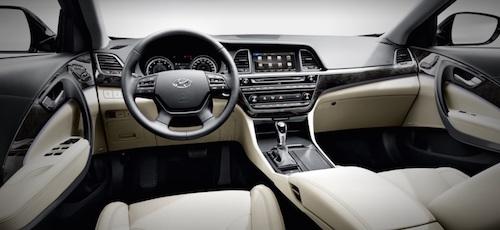 Hyundai ra mắt sedan hạng sang mới 7