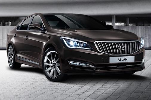 Hyundai ra mắt sedan hạng sang mới 5