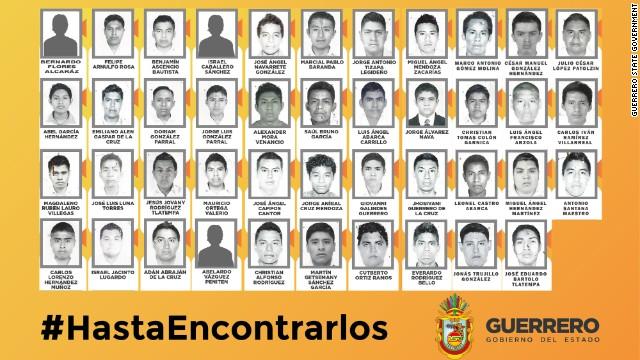 """Chấn động: Thị trưởng Mexico """"bắt tay"""" xã hội đen thảm sát 43 sinh viên 6"""