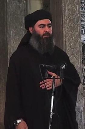 Thủ lĩnh IS lọt top những người quyền lực nhất thế giới 5