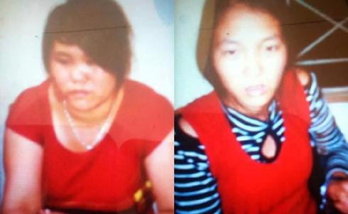 """""""Nữ quái"""" bị bắt khi đang dẫn 2 thiếu nữ bán sang Trung Quốc 5"""