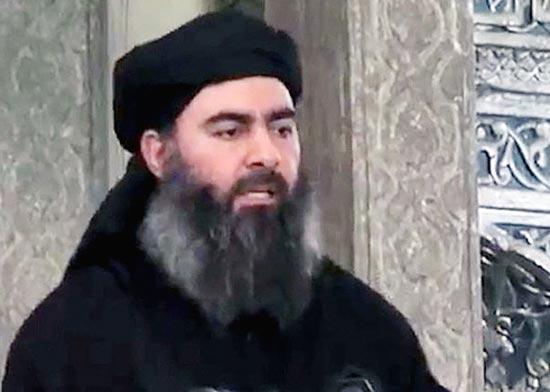 Thủ lĩnh tối cao IS bị thương trong các cuộc không kích? 6