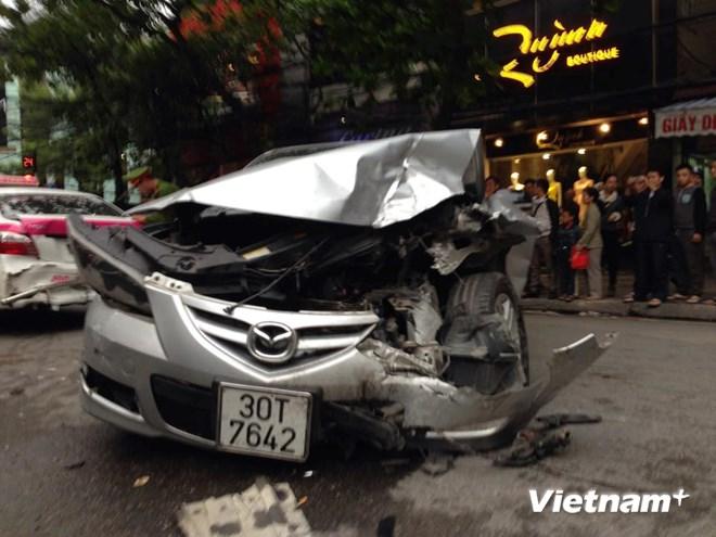 """""""Xe điên"""" trên phố Bà Triệu: Ngậm ngùi bức thư viết cho nạn nhân tử vong 6"""