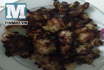 Bí quyết chế biến món thịt heo xiên áp chảo cực vàng ngon 6