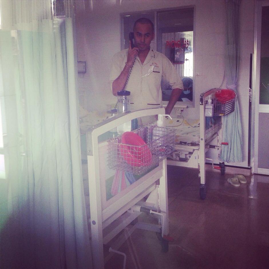 Duy Nhân chia sẻ tình hình sức khỏe sau đợt hóa trị đầu tiên  6