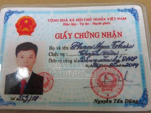 Giả chữ ký Thủ tướng Chính phủ, lừa đảo gần 100 tỷ đồng 5
