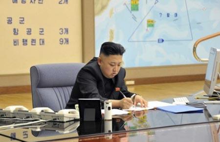 Kim Jong-un dẫn đầu cơn sốt iPhone tại Triều Tiên 5