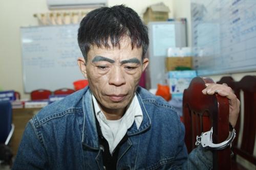 """Vụ CSGT bị  cướp xe: Tóm gọn gã giang hồ """"giàu"""" tiền án 9"""