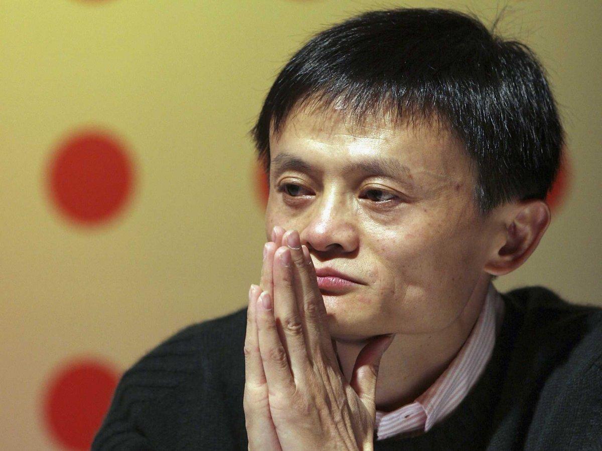 Người giàu nhất Trung Quốc Jack Ma không hạnh phúc 5