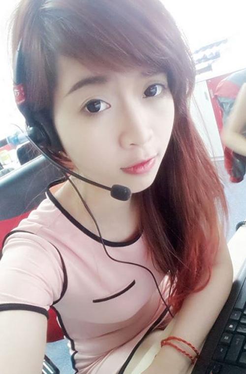 Hot girl Miu Nữ vượt mặt Elly Trần trong thế giới game  7