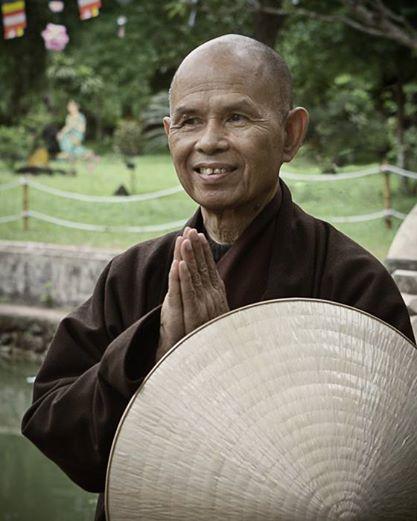 Hình ảnh Thiền sư Thích Nhất Hạnh bị xuất huyết não phải nhập viện số 1