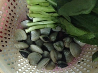 Hình ảnh Cách nấu món canh ngao cải ngọt ngon đúng vị số 1