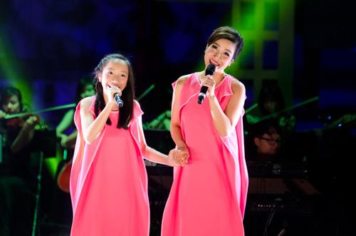 Điểm danh những cô công chúa xinh đẹp của sao Việt  9