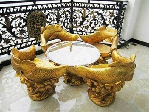 Biệt thự tiển tỉ, 'dát vàng' của Tăng Thanh Hà, Ngọc Trinh 9