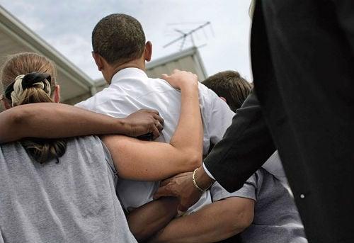 Khám phá các rào an ninh tối tân bảo vệ Obama  7