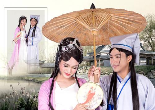 Cận cảnh vẻ đẹp chàng trai giả gái của Vietnam's Got Talent   10