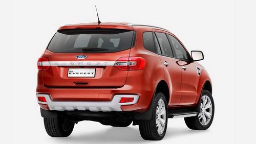 Ford Everest 2015 chính thức lộ diện 6