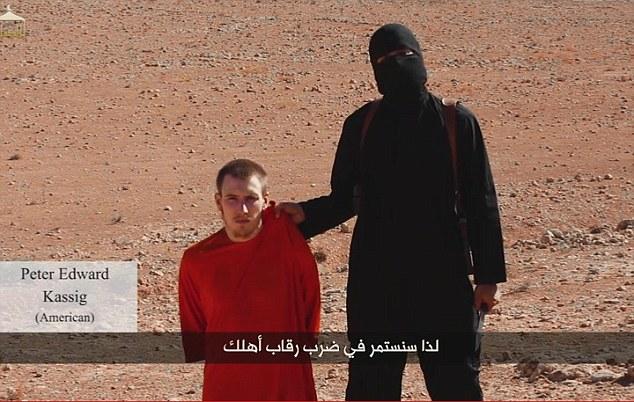 Tổng thống Obama xác nhận con tin người Mỹ tiếp theo bị IS chặt đầu 5