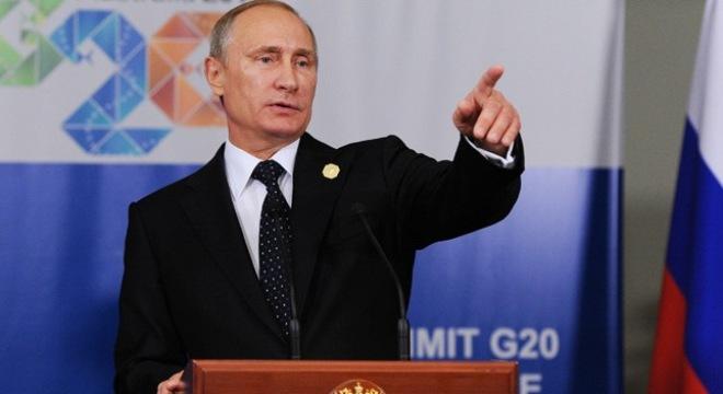 Tổng thống Putin phản bác tin đồn rời G20 sớm vì bị