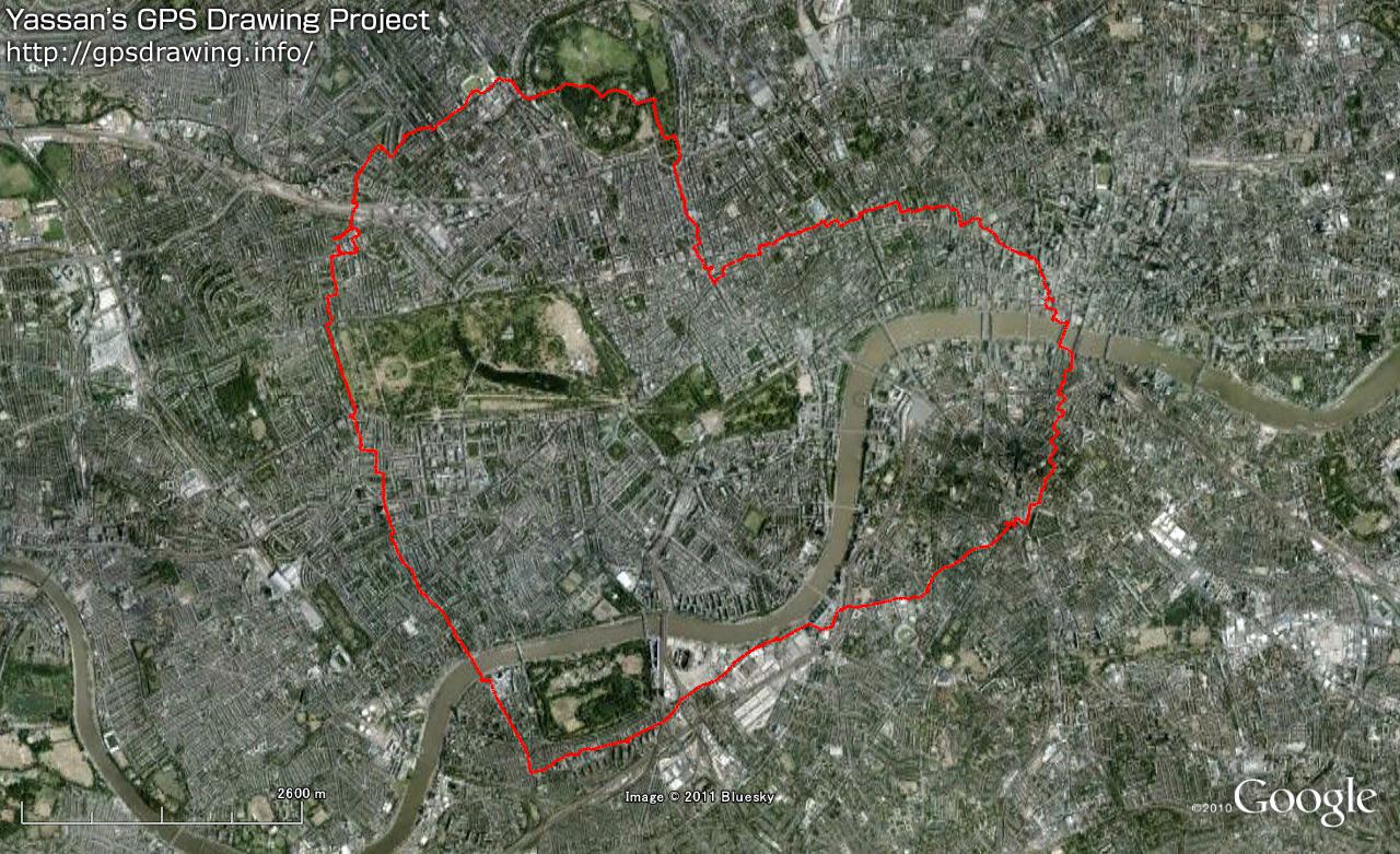 Đi bộ khắp Nhật Bản để cầu hôn bằng bản đồ GPS 8