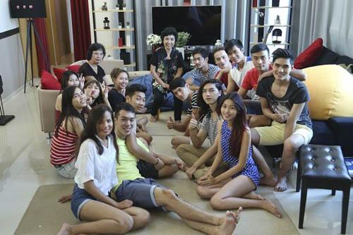 VNTM 2014: Trai xinh gái đẹp nhà chung dính nghi án tình cảm 11
