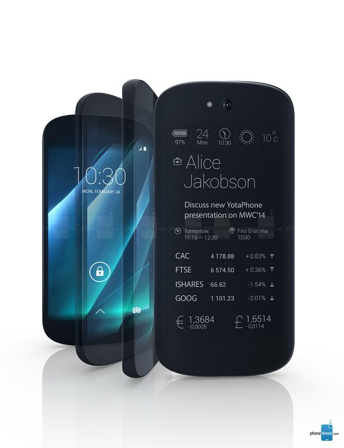 Smartphone 2 màn hình sắp ra mắt 7