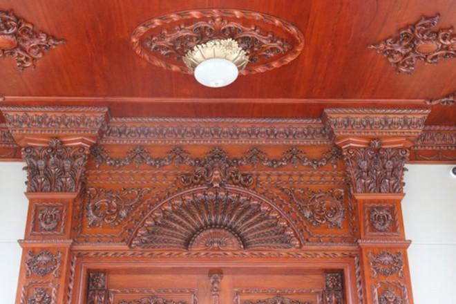 Nội thất trăm tỷ trong tòa lâu đài của đại gia Hà Nam 10