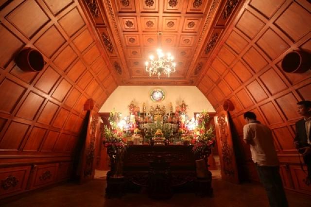 Nội thất trăm tỷ trong tòa lâu đài của đại gia Hà Nam 15