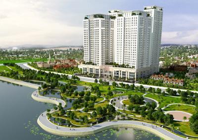 Hình ảnh Đại diện Đất Xanh lên tiếng về lễ mở bán Home City Trung Kính số 2