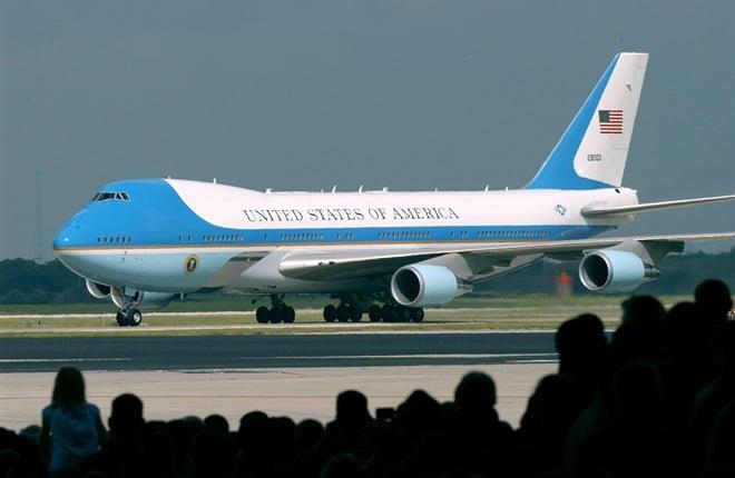 Đọ độ hoành tráng dàn phương tiện đi lại của Obama và Putin 14