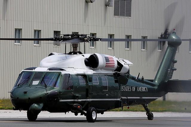 Đọ độ hoành tráng dàn phương tiện đi lại của Obama và Putin 17