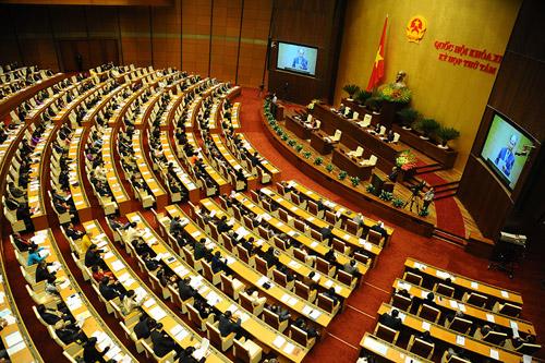 92 Đại biểu Quốc hội vắng mặt trong ngày họp 20/11 5