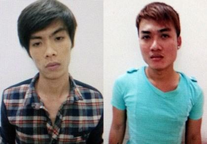 Nữ du khách nước ngoài quay phim, ghi hình giúp cảnh sát bắt 2 tên cướp 5