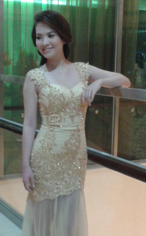 Jennifer Phạm, Đan Lê khoe sắc trong show thời trang  IVY moda 11
