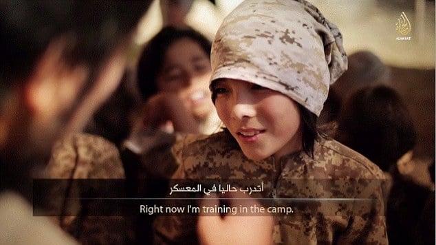 IS tung video đào tạo chiến binh nhí tại Kazakhstan 12