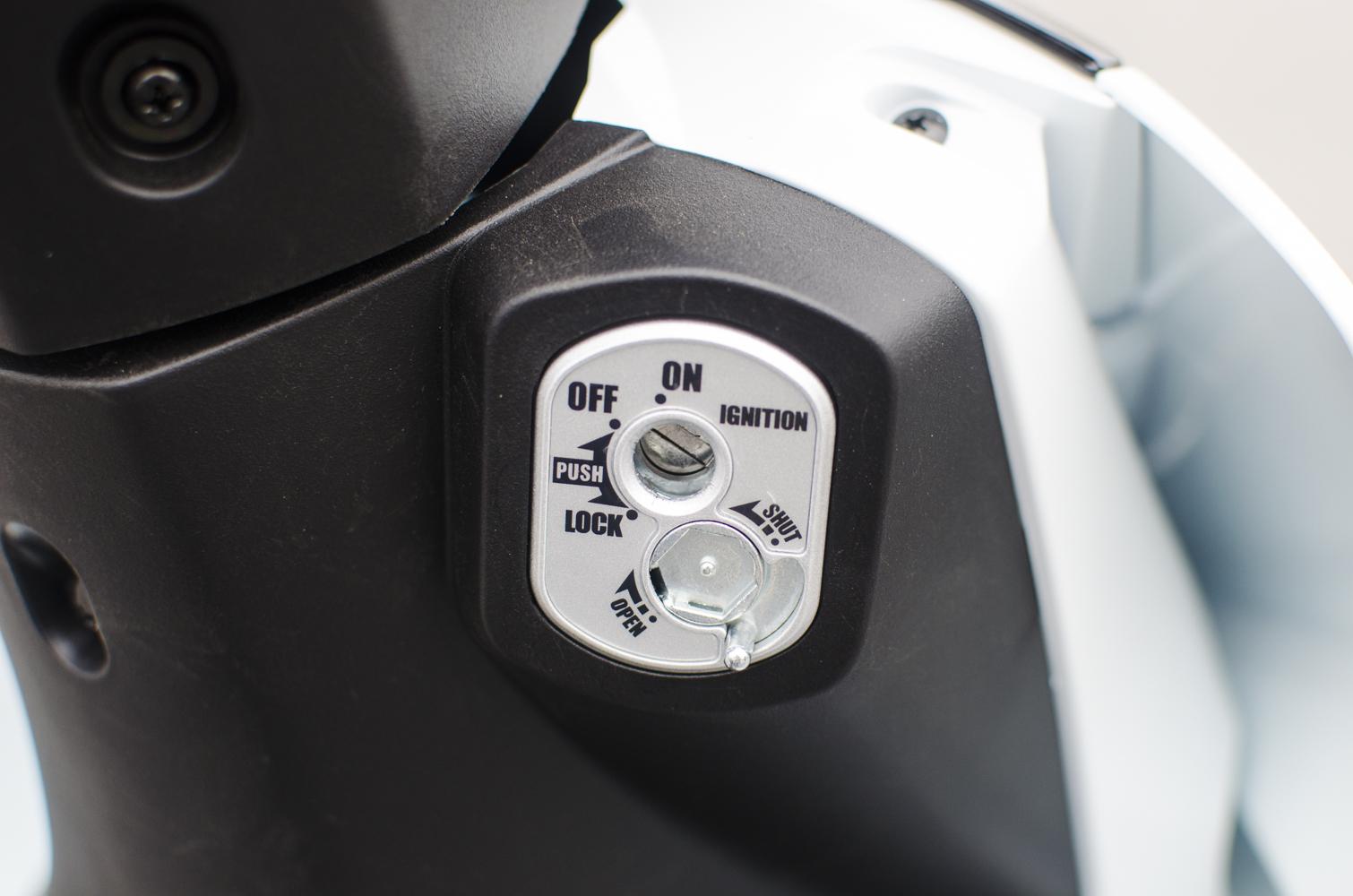 Đánh giá Honda Blade 110 : Vừa đủ cho nhu cầu 10