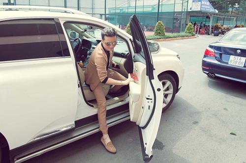 Hai nam đại gia độc thân của showbiz Việt 'đọ' tài sản khủng 13