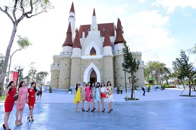 Cận cảnh nơi ở xa hoa của các thí sinh Hoa hậu Việt Nam 2014 5