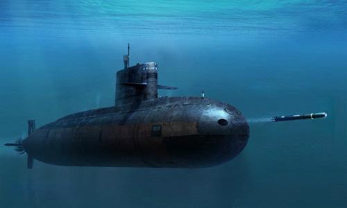 Việt Nam chuẩn bị nhận tàu ngầm lớp Kilo thứ 3 6