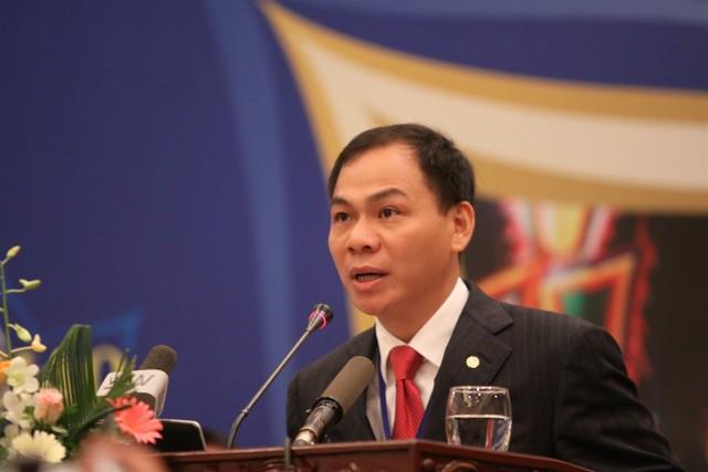 Top 5 đại gia đứng trong top 100 ASEAN 7